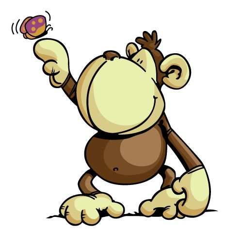 monkey-1 by jatls, via Flickr