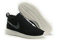 Zapatillas Nike Roshe Run Hombre ID High 0003 [Zapatos Modelo M00273] - €64.99 : , zapatillas nike baratas en línea en España
