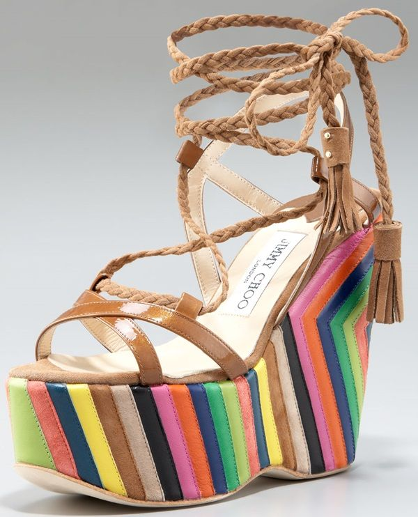 4a76e504b 15 Colorful Resort 2012 Shoes to Pre-Order at Neiman Marcus