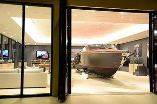 Jerome Baumoehl Architect, Incorporated   Ferretti Group Showroom
