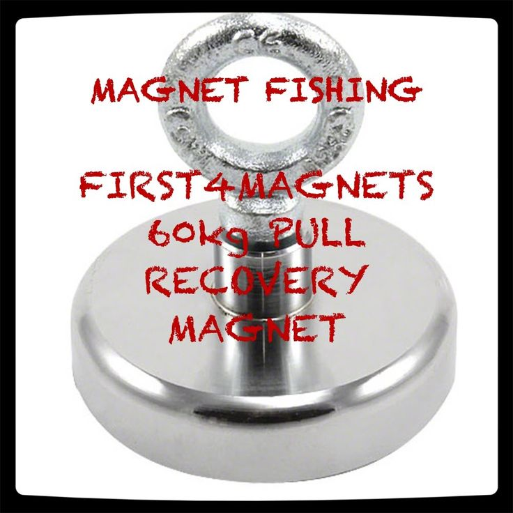 31 best magnet fishing images on pinterest magnet for Magnet fishing tips