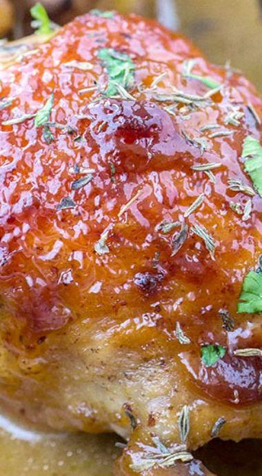 Jack Daniel's Honey Mustard Chicken