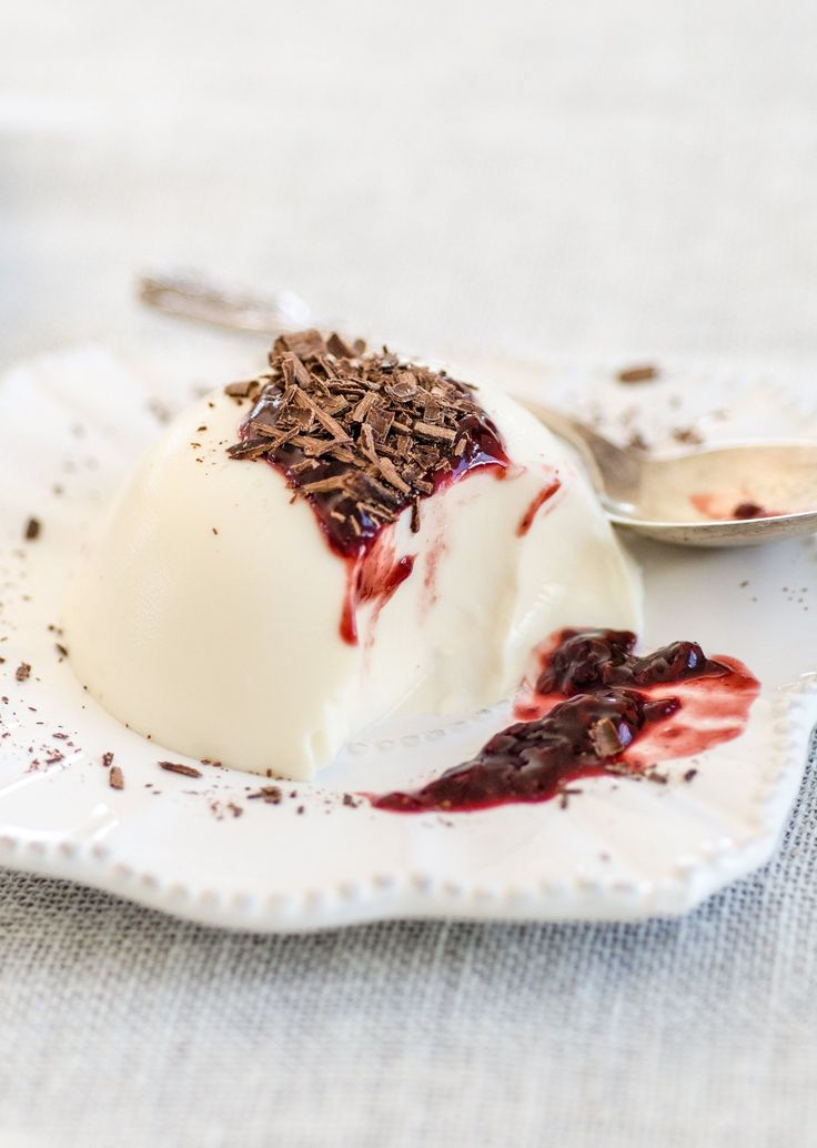 Last year I made an ardent case for panna cotta as the perfect dessert: it's easy, quick, practically foolproof, and accommodating to many dietary adjustments, being naturally gluten-free and adaptable to dairy-free and vegan diets. Now that I've made my case for the merits of this lovely dessert, let's move on and talk about how luscious it is, how perfectly creamy, in a way that belies its utter simplicity. And let me walk you through making panna cotta, step by step. Try this light and…