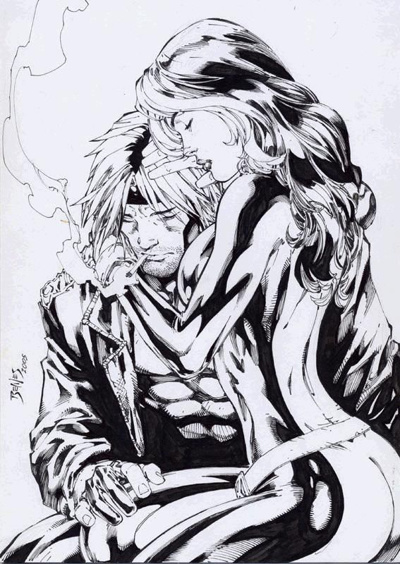 Gambit and rogue: Gambit Rogue, Comic Books Character, X Men Ever Rogues, Comic Book Characters, Xmen Everrogu, Amazing Comic, Comic Ish, Greatcomic Books Art, Comic Art