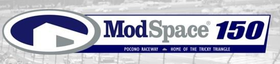 The ARCA Racing Series Modspace 150, from Pocono Raceway