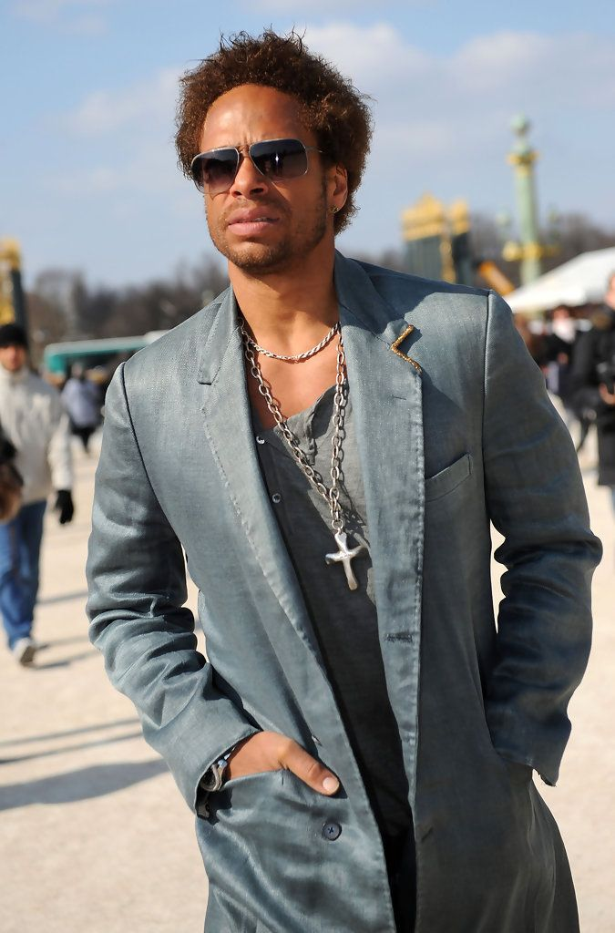 Gary Dourdan - Paris Fashion Week Fall/Winter 2011 - Viktor & Rolf Show - Arrivals