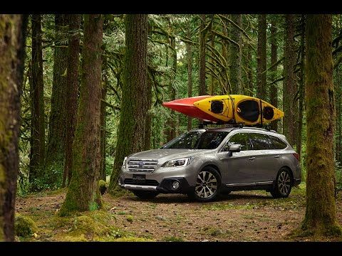 LEGACY【New SUBARU Quality Film】OUTBACK ライフ篇(前編) - YouTube