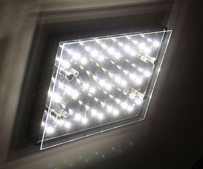 18W 35x24 LED Deckenleuchte Wandleuchte Badlampe Badleuchte Leuchte Deckenlampe; EEK A++sparen25.com , sparen25.de , sparen25.info