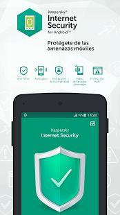 Kaspersky Internet Security: miniatura de captura de pantalla