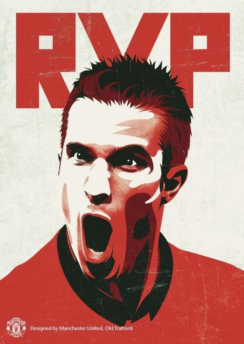 RvP, 6.8.13. Happy 30th birthday. Robin Van Persie. Manchester United #mufc @Traci Puk Janousek
