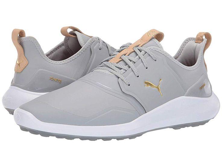 PUMA Golf Ignite Nxt Pro Men's Golf Shoes High RiseTeam