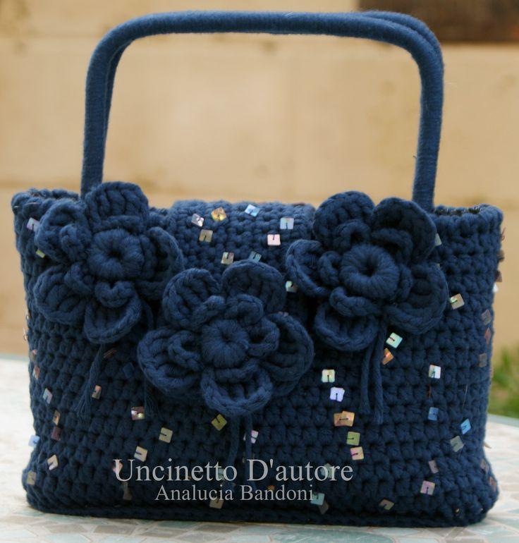 crochet bag borsa uncinetto bolsa croche