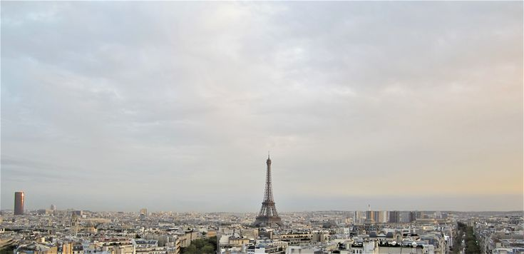 What to see in Paris? The Eiffel tower!
