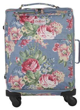 Cath Kidston Bloomsbury Wheeled Suitcase.