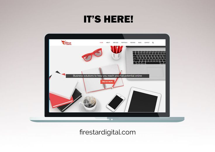 New website launch: FireStar Digital is very excited and happy to announce the launch of our brand new website!