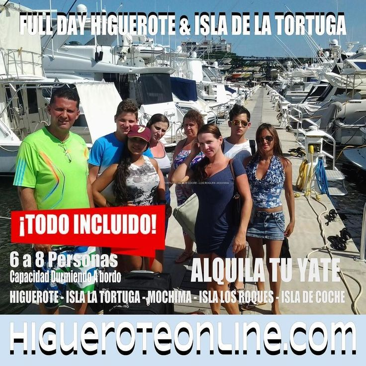 Ellos se fueron a la Isla de Tortuga en Yate. Disfruta de una Experiencia Inolvidable Paquetes para la Isla de la Tortuga 4 / 3 / 2 y 1 día  a la bella Isla #isladelatortuga o un Full >day en Higueryte. También tenemos otras rutas disponibles #isladecoche #mochima #losroques #islatortuga #puntadelgada #cayoherradura #mar #playacaldera #paquetes #expediciones #aventura #pasajeros #turismo #playasdevenezuela #costasdevenezuela #venezuela #findesemana #peñero#lancha #yate #avioneta .#caracas…