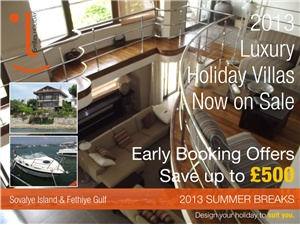 Island Villa Rental Fet0010