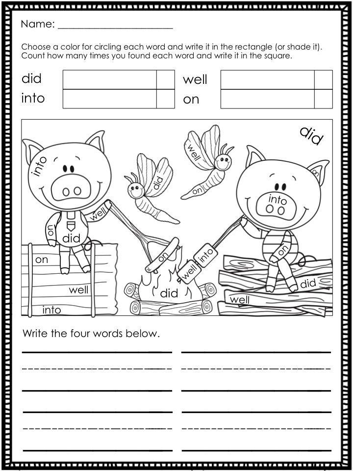 328 best Kindergarten - Reading images on Pinterest | Teaching ...