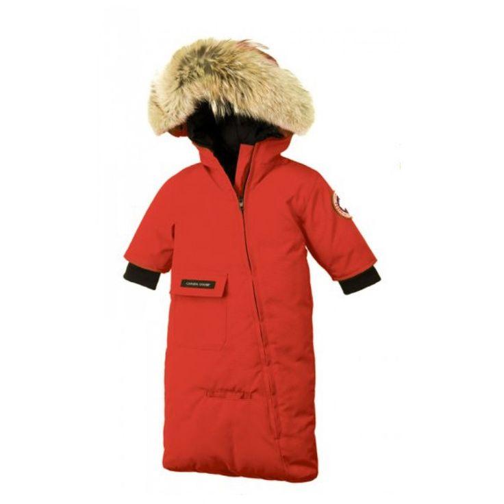 Bébé Snow Bunting : Canada Goose Parka, Cheap Canada Goose Outlet Online Sale!