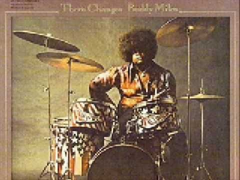 One of my favorite slow-dancin' songs from the early 70's...Down By the River by Buddy Miles