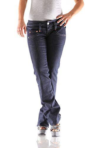 Tom Tailor Straight-jeans »carrie Straight Jeans« Hellblau