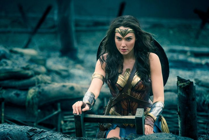 Princess Diana of Themyscira (Wonder Woman) from Wonder Woman (2017) | She is physically strong and highly trained for combat. What do I like about Diana? She's a grown woman with an innocent heart. When I say innocent, I don't mean gullible. Diana is someone who has faith in mankind.
