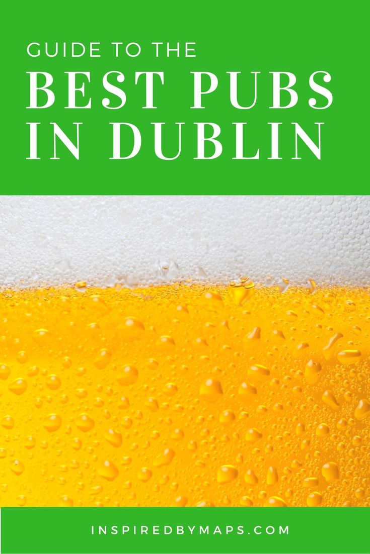 There are thousands of bars and pubs in Dublin. Want to find the best? Here is my test guide to the best pubs in Dublin. Enjoy!