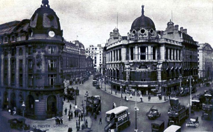 The Gaiety Theatre, Aldwych (1930)