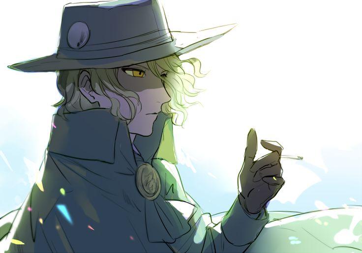 「無題」/「粉」の漫画 [pixiv] Avenger - Edmond Dantes