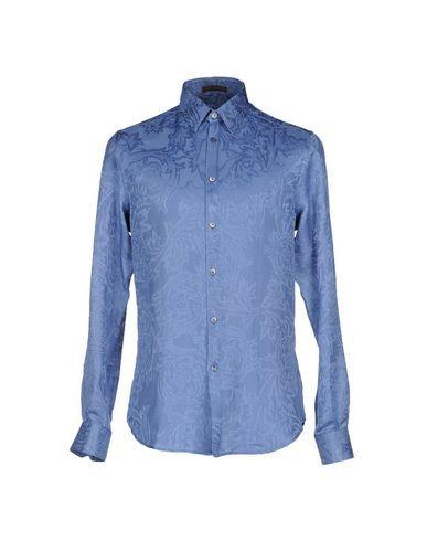 VERSACE Shirts. #versace #cloth #top #pant #coat #jacket #short #beachwear