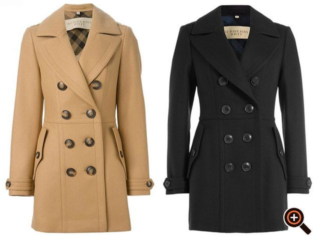 burberry mantel f r damen trenchcoat wollmantel. Black Bedroom Furniture Sets. Home Design Ideas