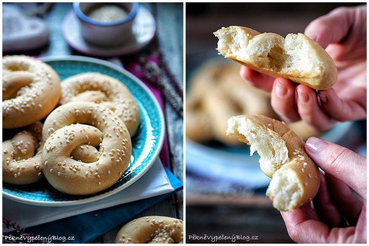 Kynuté preclíky (pretzel)
