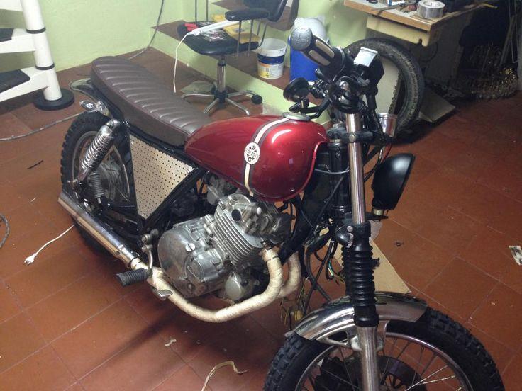 Suzuki GN 250 Scrambler - ggomes - 351 works.
