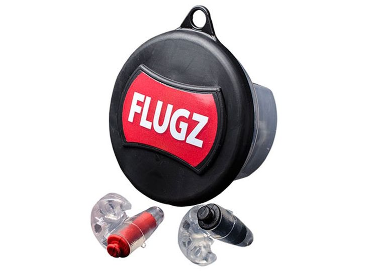 Product detail of Otis FLUGZ Custom Molded Ear Plugs (NPR 21 dB)