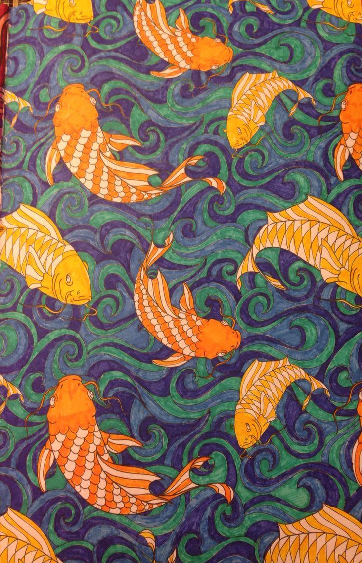 Het Enige Echte Kleurboek Voor Volwassenen Paisley PatternChinese PaintingAdult ColoringColoring BookZentanglesArt