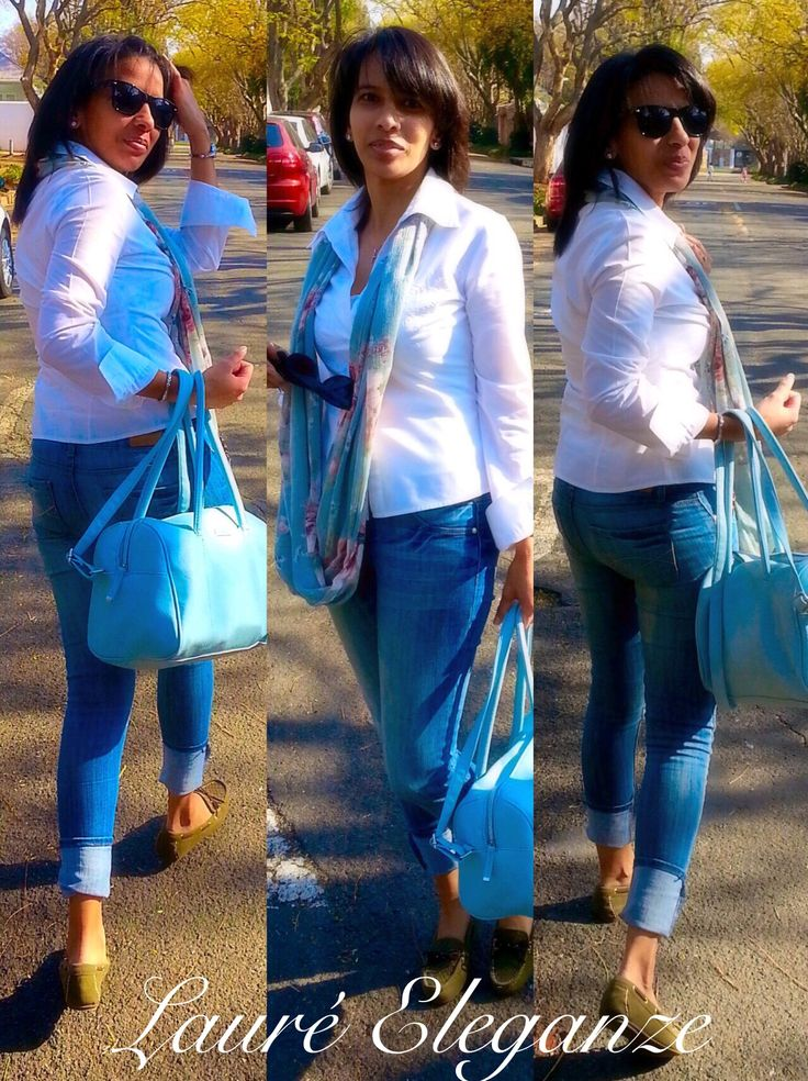 Keeping it casual by Lauré Eleganze!
