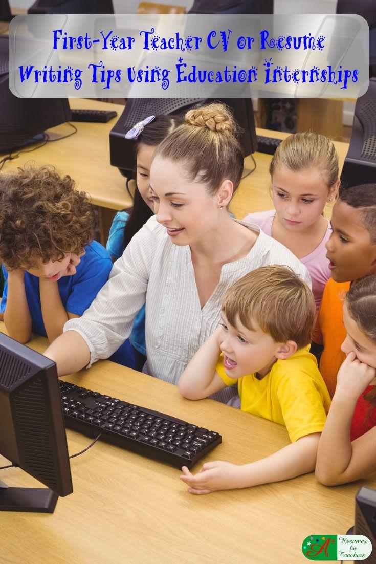educational resume template 8 example teacher teaching cover