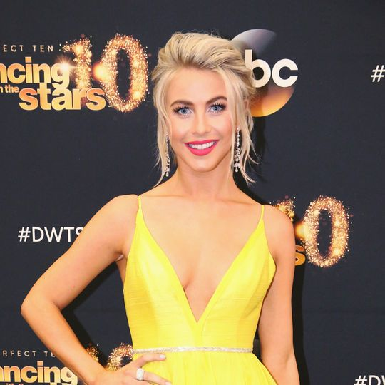 All the Details Behind Julianne Hough's Lovely Dancing With the Stars Premiere Look