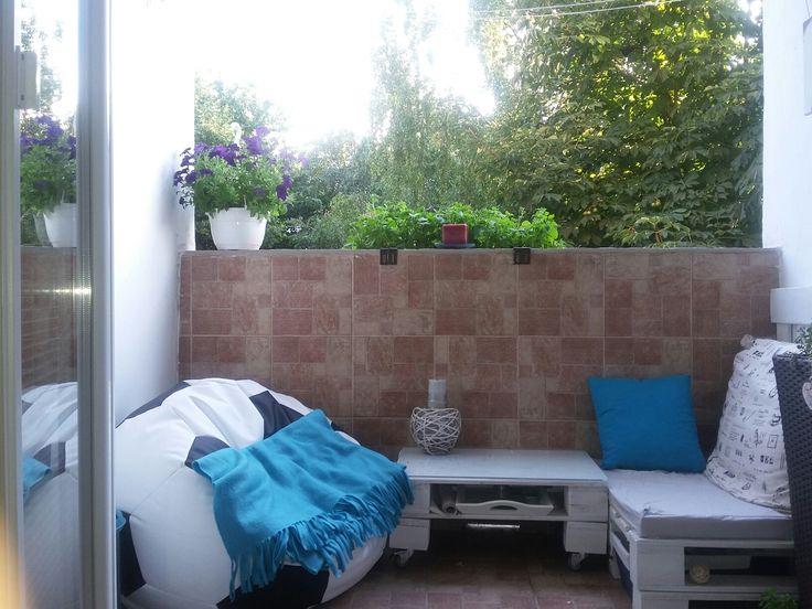 Mini balcon in Trnava ( handmade by me :)