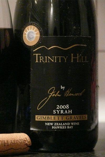 Trinity Hill Syrah Hawkes Bay Homage | http://www.snooth.com | #wine