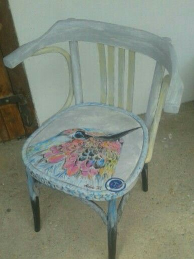 Egy régi szék szárnyalása