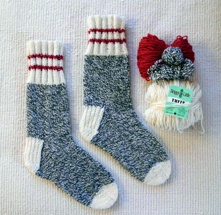Ravelry: Winter Socks for the Family by Mindy Cox