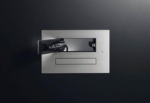 placca wc con idroscopino