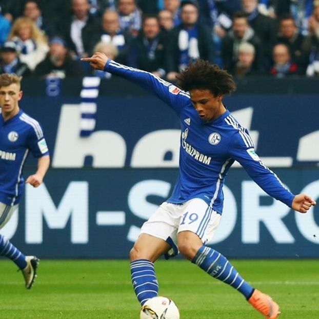 Leroy #Sane #Schalke