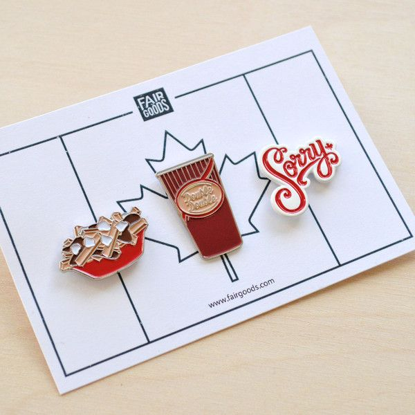 Canadian Pin Set