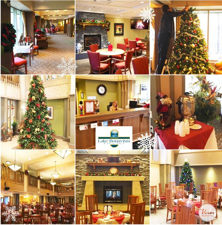 From our family at Lake Bonavista Village to yours, we hope you have a wonderful holiday season. We wish you love, happiness, and peace. To all of our residents, thank you for being you. Your smiles bring us joy every single day and we're looking forward to ringing on another wonderful year with you. 🎄🎅