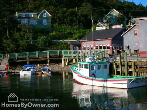 1144 & 1138 West Halls Harbour Road - Across Lobster Pound For Sale By Owner Home | Homesbyowner ...