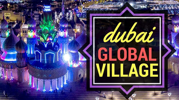 Amazing Egypt | Global Village Dubai 2017