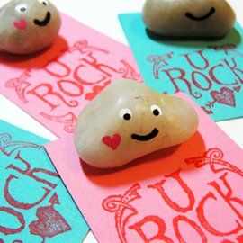 Unique No candy Valentine Ideas for school