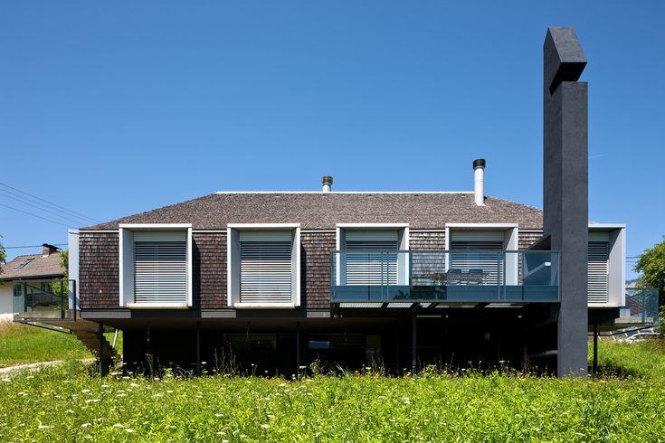 nowoczesna STODOLA gp mountain house 2